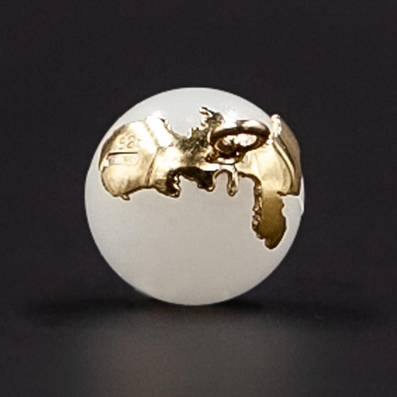 Perla dell'Elba Argento 925 Dorato Lucido
