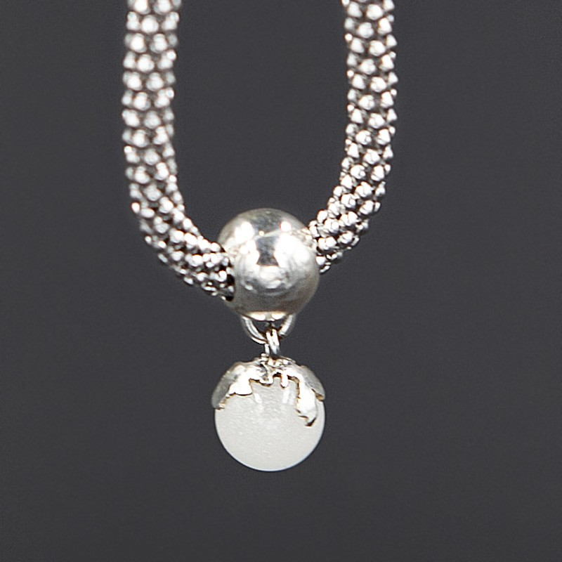 Charm Classic Argento Lucido